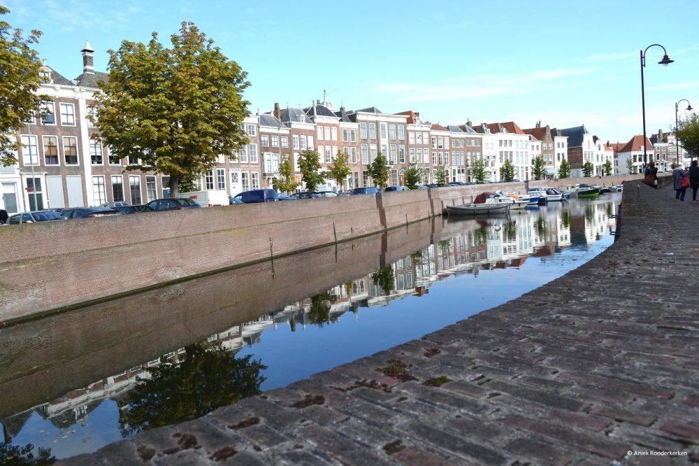 Prins Hendrikdok en de Dam Middelburg