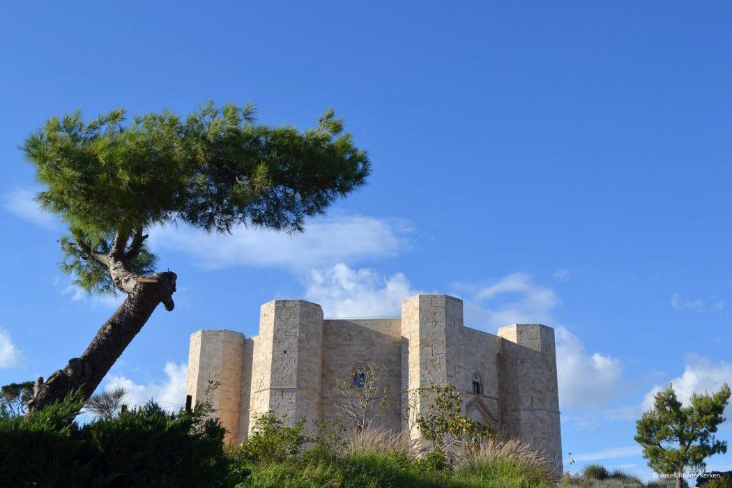 UNESCO Werelderfgoed Castel del Monte in Puglia, Italië