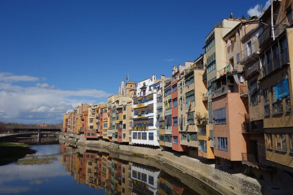 Girona in Spain
