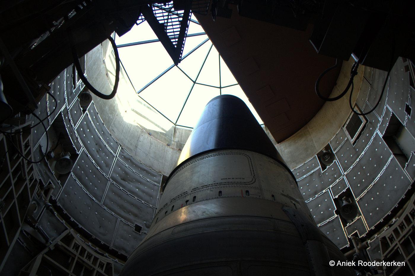 Tucson Arizona USA, Titan II Missile Museum