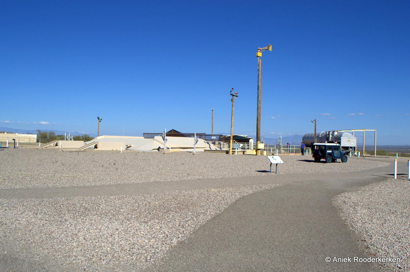 Tucson, Arizona, het Titan II Missile Museum