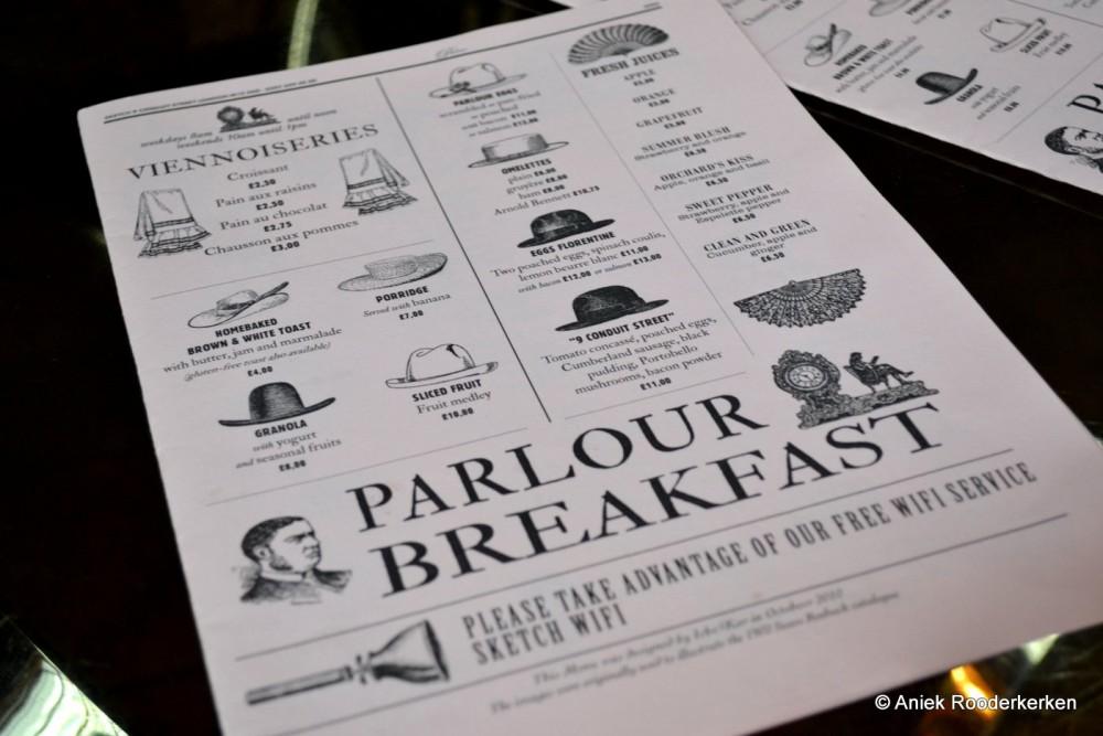Sketch is in Londen dé absolute hotspot voor de Afternoon Tea!