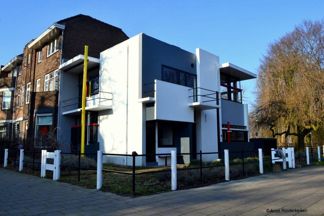 Rietveld-Schröderhuis Utrecht