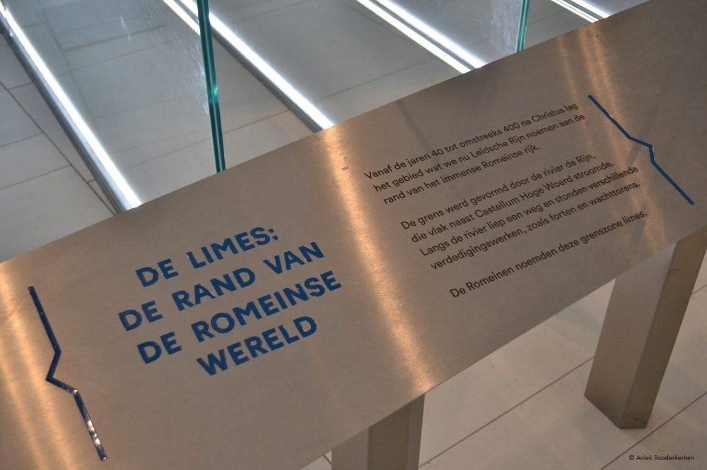 Castellum Hoge Woerd in Utrecht