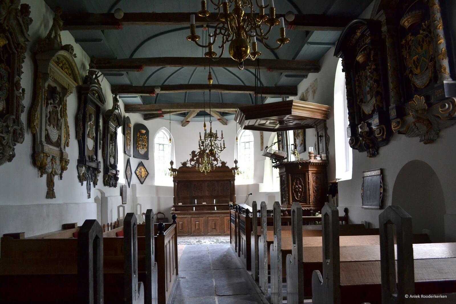 Terp Hegebeintum in Friesland
