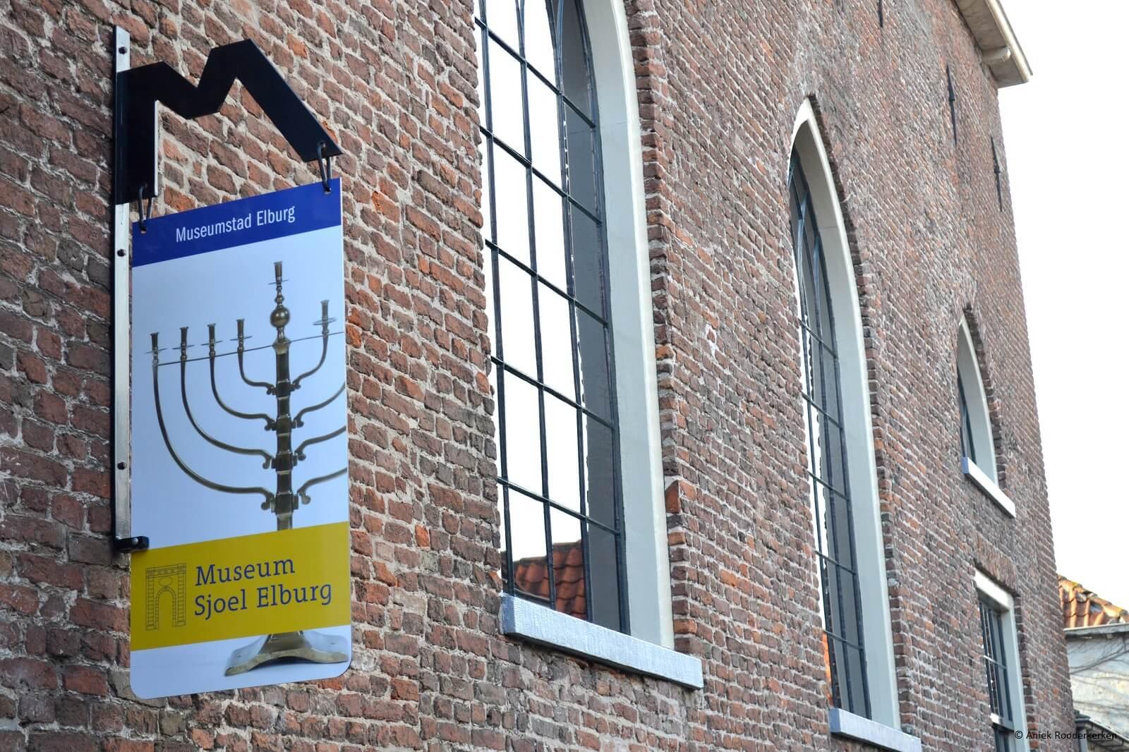 Joodse geschiedenis in Museum Sjoel Elburg