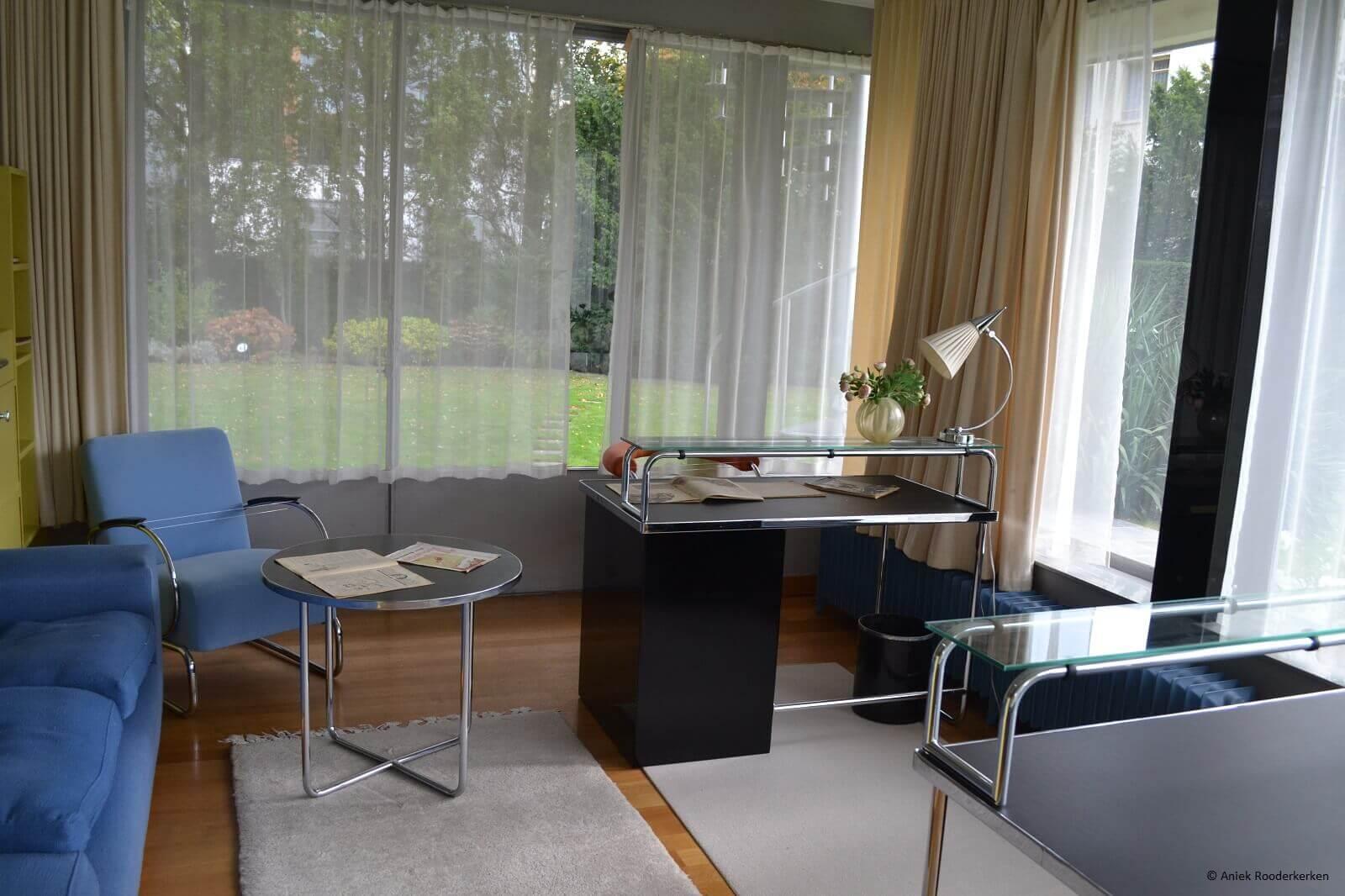 Huis Sonneveld in Rotterdam