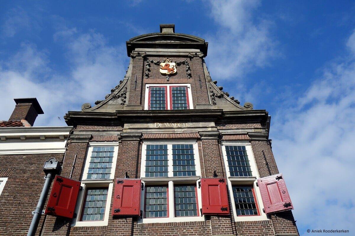 Historisch pand in Monnickendam