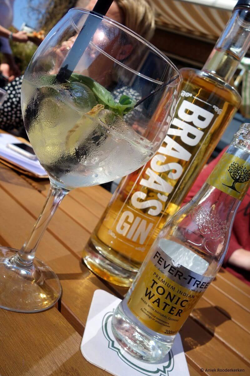 Brasa's Gin