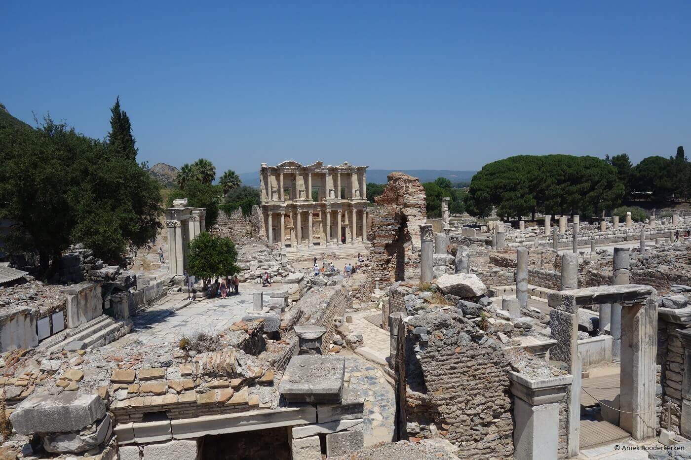 Archeologische opgravingen van Efeze: UNESCO werelderfgoed in Turkije
