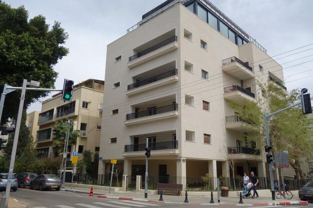 Bauhaus in Tel Aviv, The White City