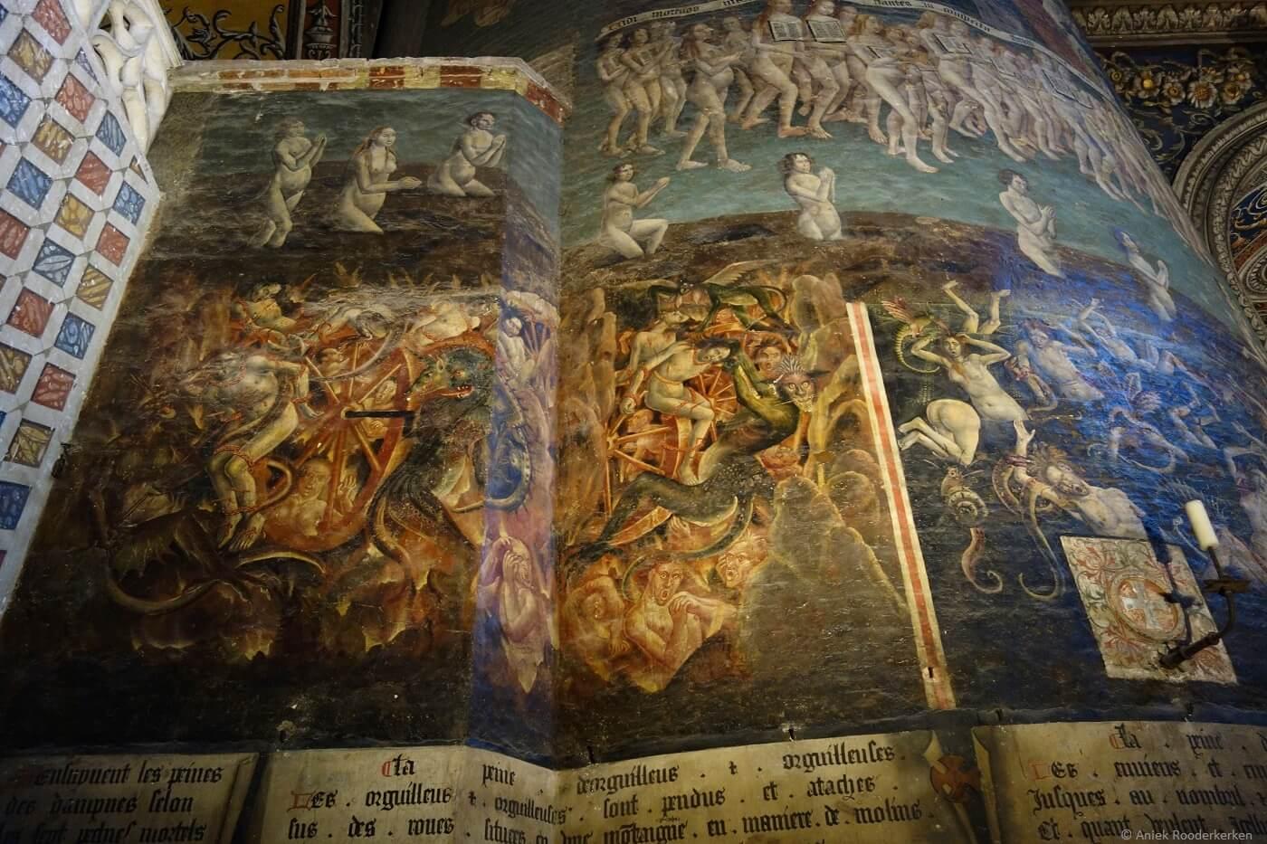 UNESCO Albi: Sainte Cécile kathedraal