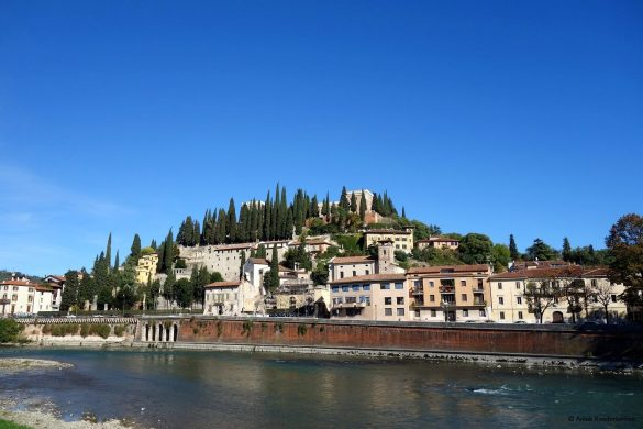 Een stedentrip Verona!