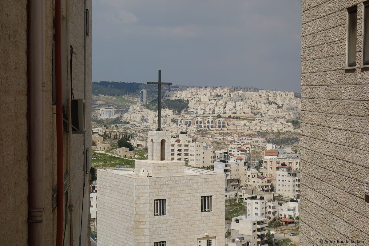Panorama of Bethlehem