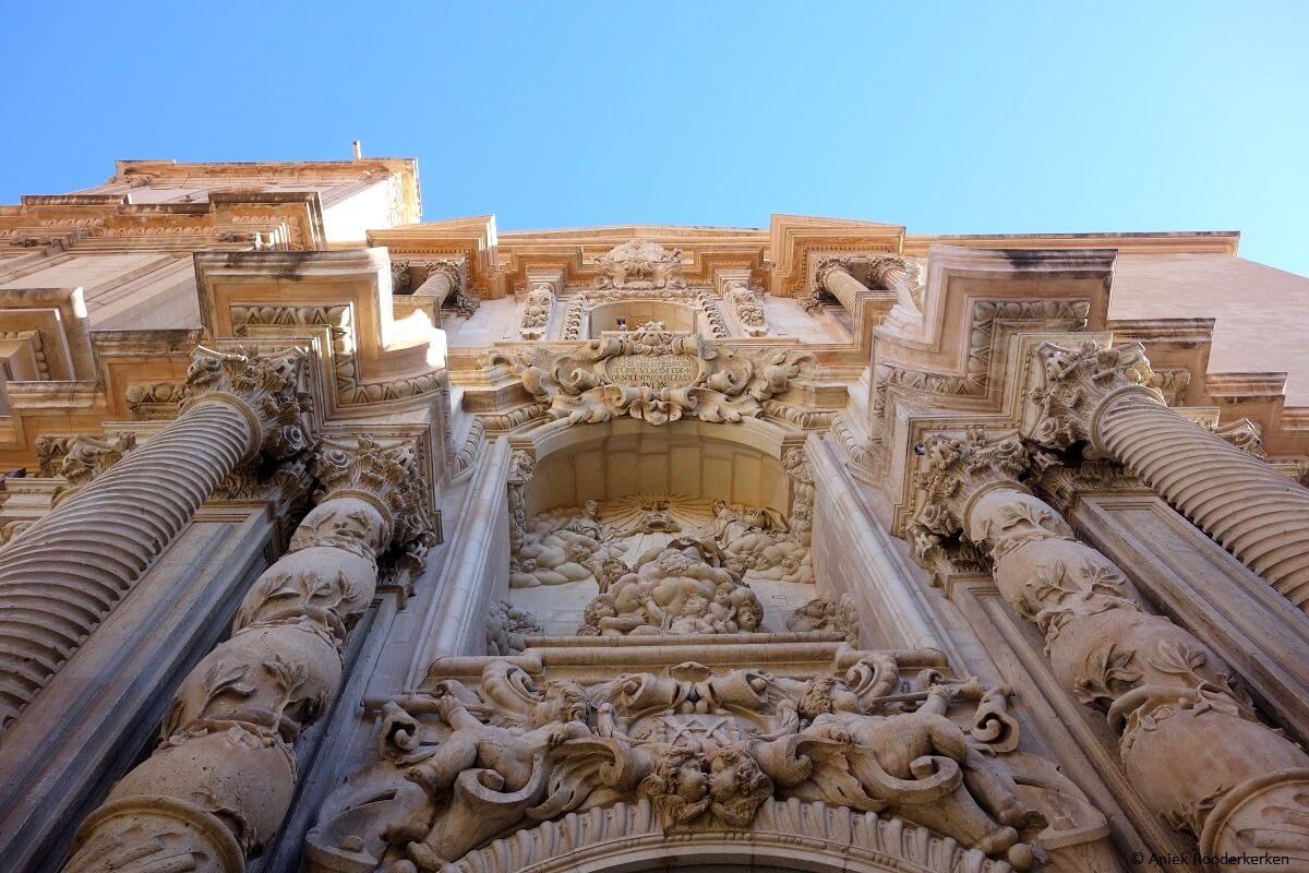 The Spanish city of Elche