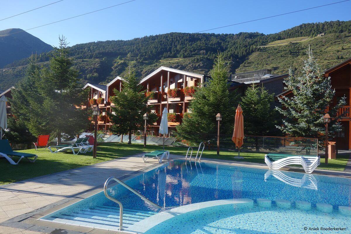Hotel Nordic in El Tarter