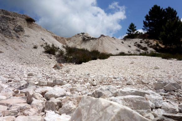 Parco naturalistico delle Biancane in Tuscany