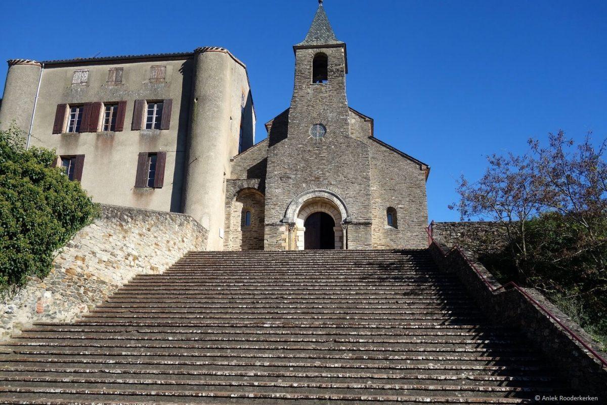 Ambialet, Église Notre Dame de l'Auder
