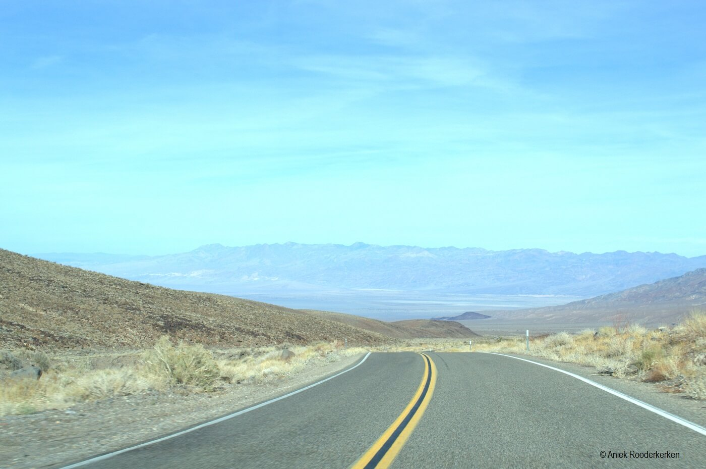 Roadtrip West Coast USA: Death Valley to Las Vegas