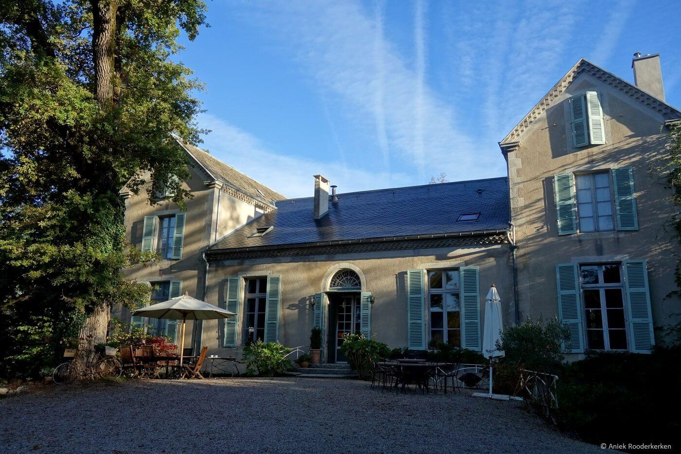 Domaine Le Castelet, Chambre d'hôtes