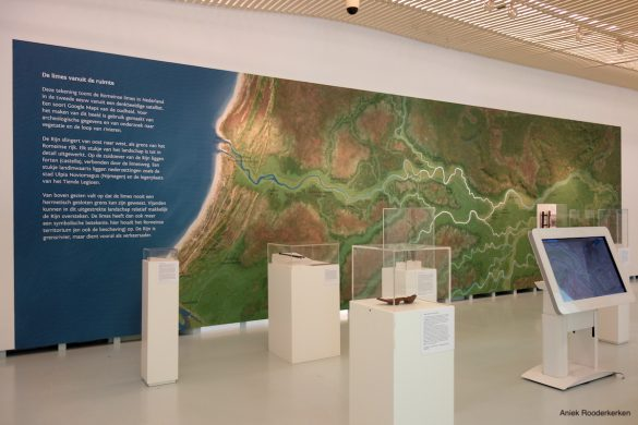 Romeinse Limes in Museum het Valkhof Nijmegen