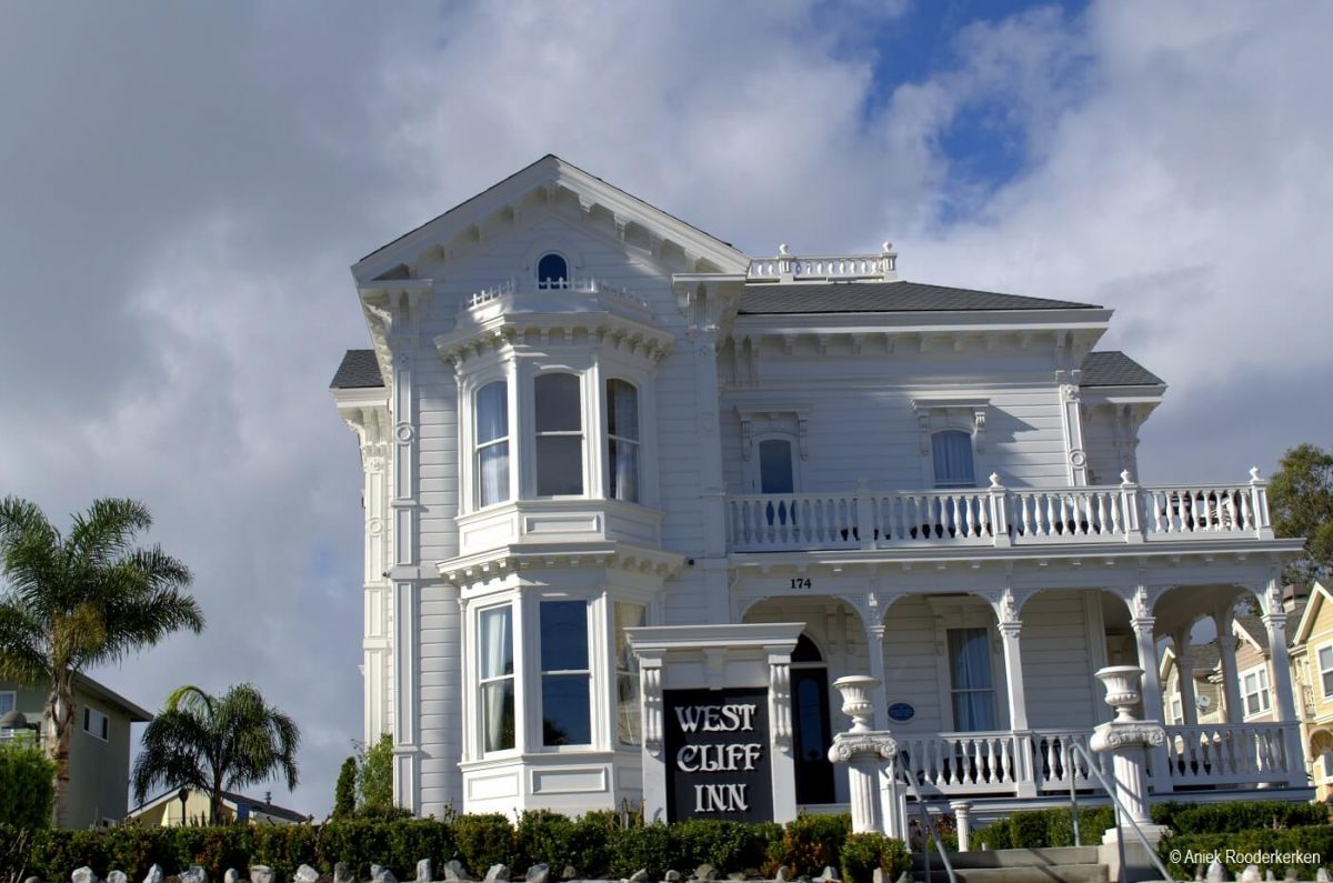 West Cliff Inn, Santa Cruz
