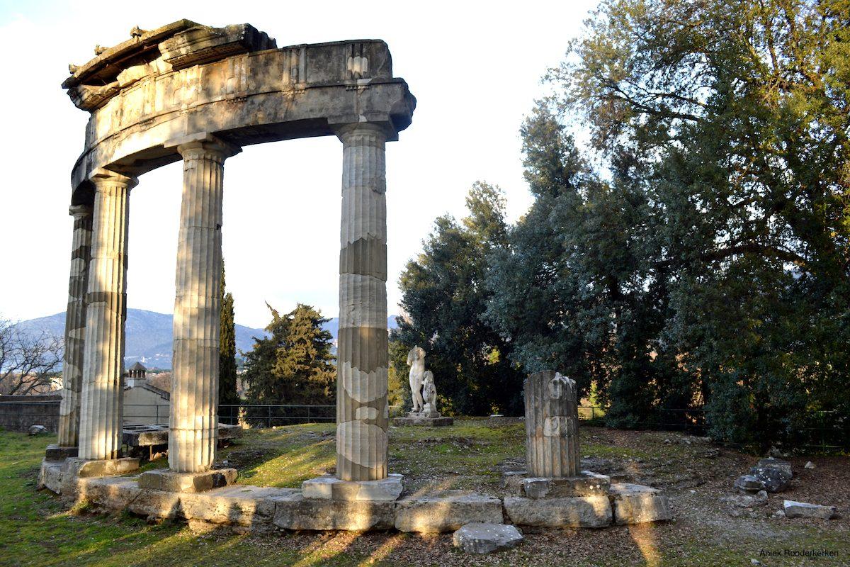 Dagtrip vanuit Rome