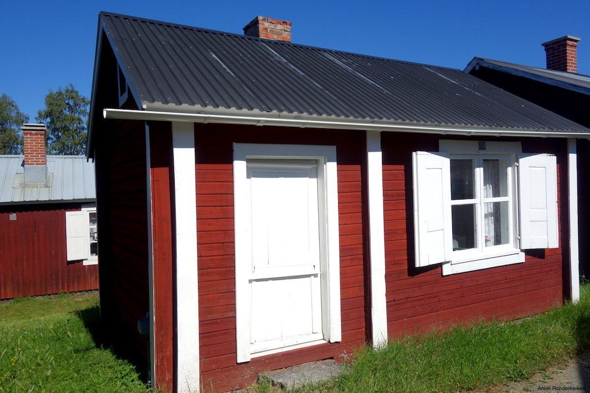 Gammelstad near Luleå