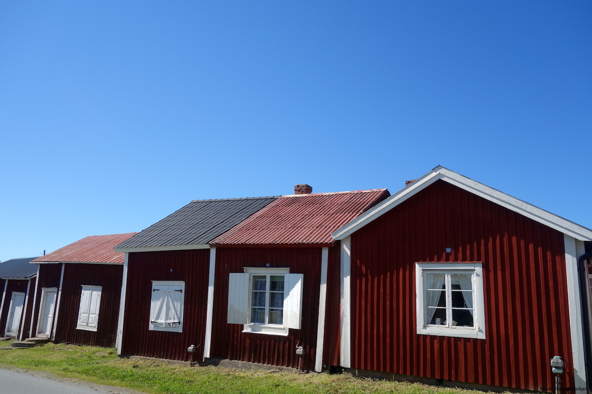 UNESCO Gammelstad in Swedish Lapland