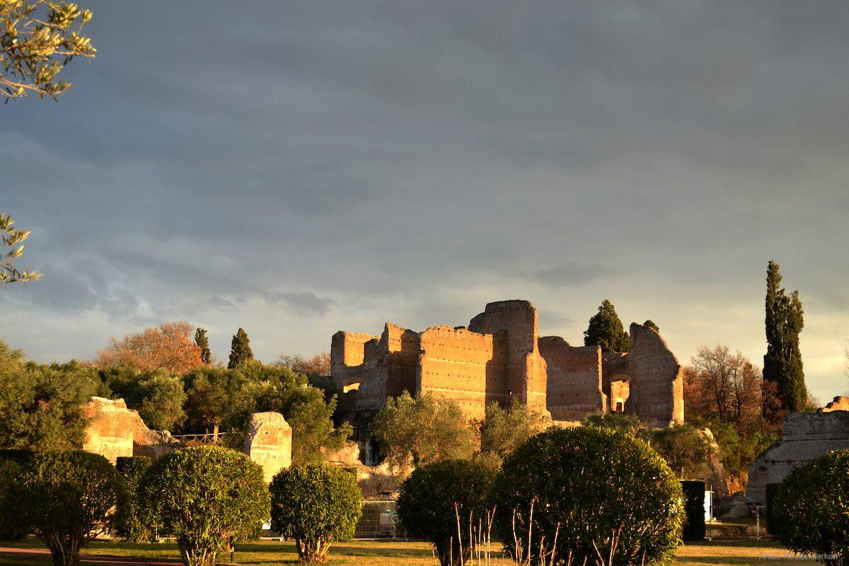 Dagtrip vanuit Rome naar de Villa van Hadrianus