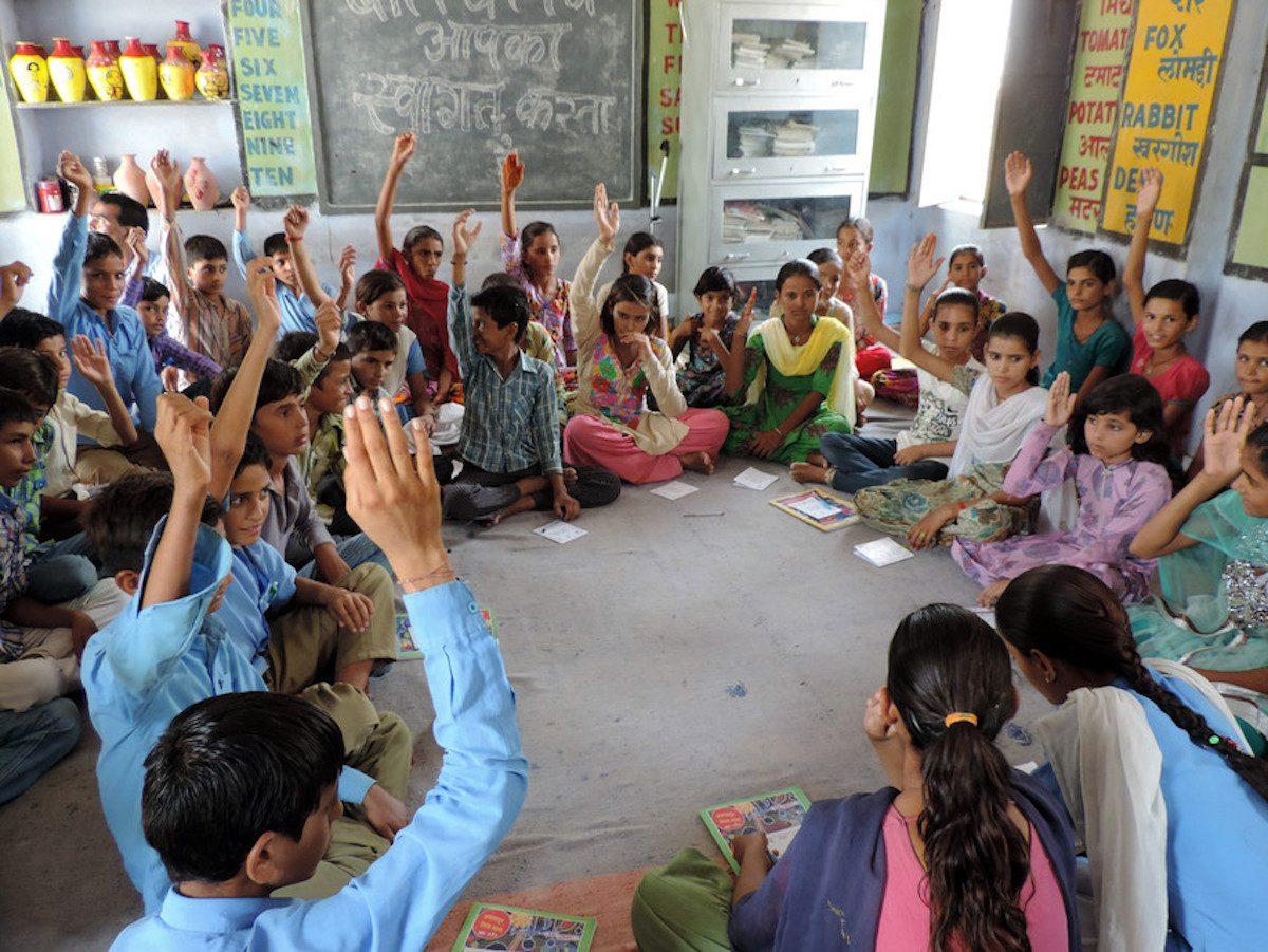 Sociaal en financieel onderwijs voor kinderen