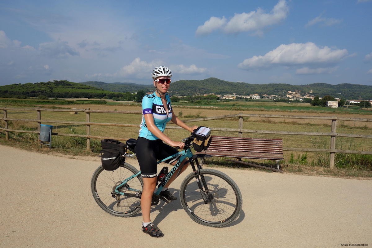 Cycling the Ruta del Carilet, Cycling Catalonia, Cycling in Spain