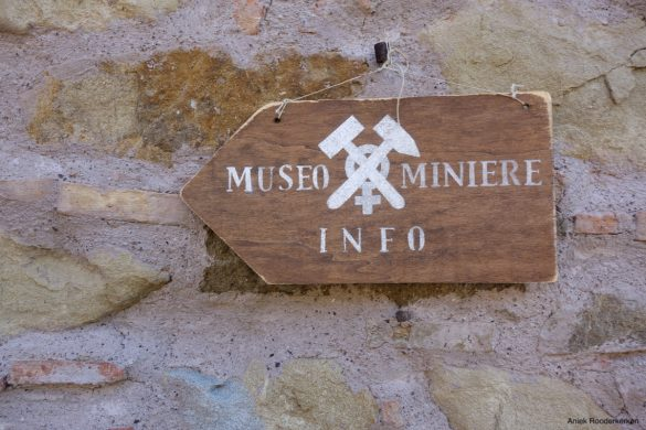 Museo Miniere in Tuscany