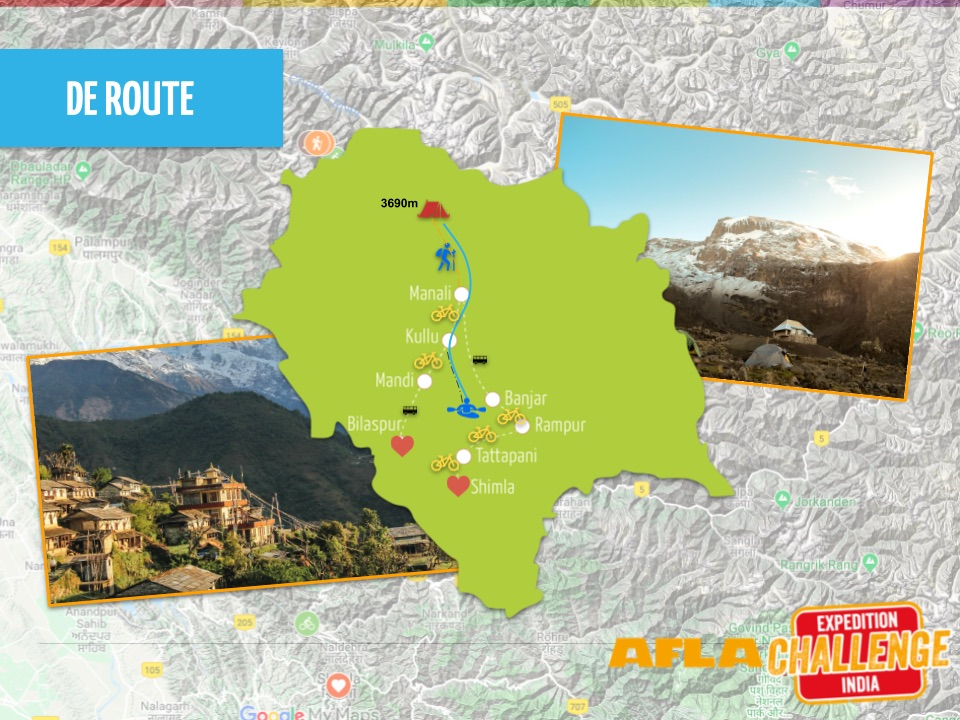Route AflaChallenge