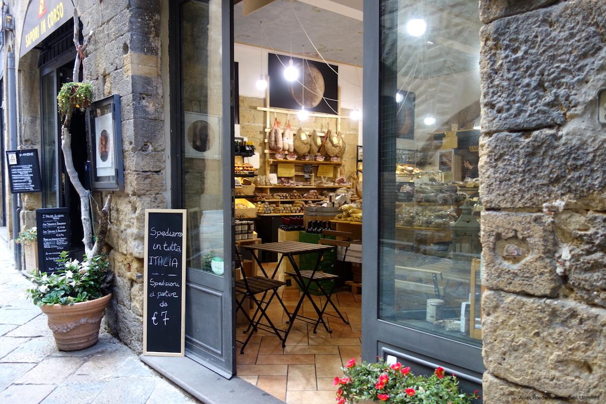 Op zoek naar de culinaire kant van Volterra