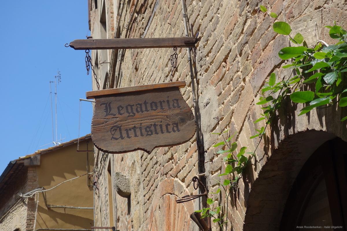 Volterra, een van de mooiste stadjes van Italië