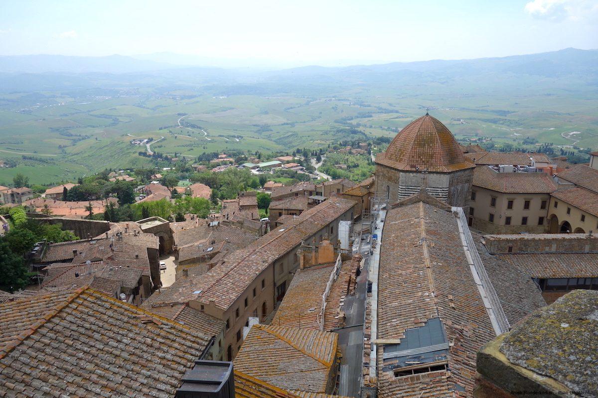 View from the Palazzo dei Priori