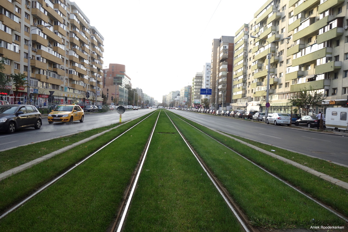 Pantelimon in Bucharest, Romania