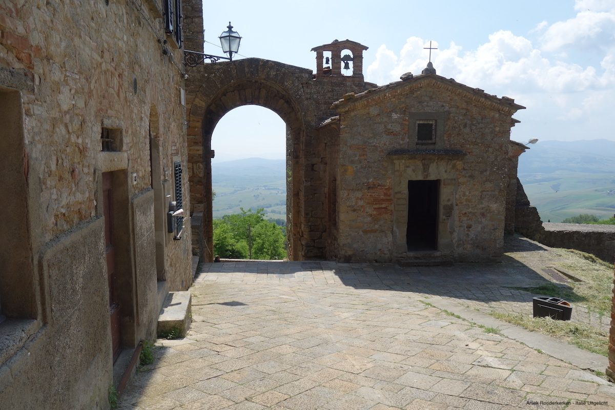 Volterra, one of the most beautiful towns in Italy