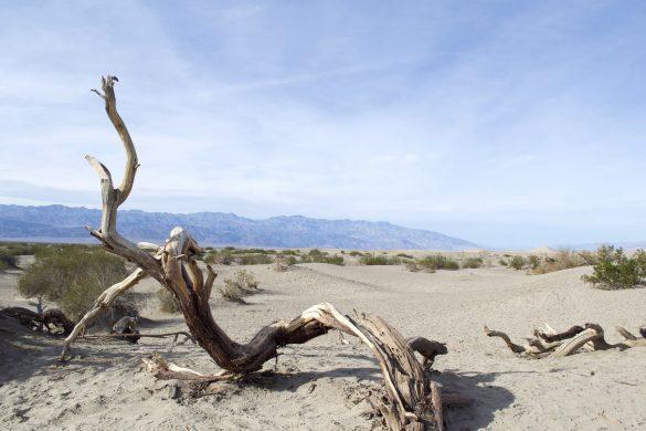 Death Valley National Park in Californië