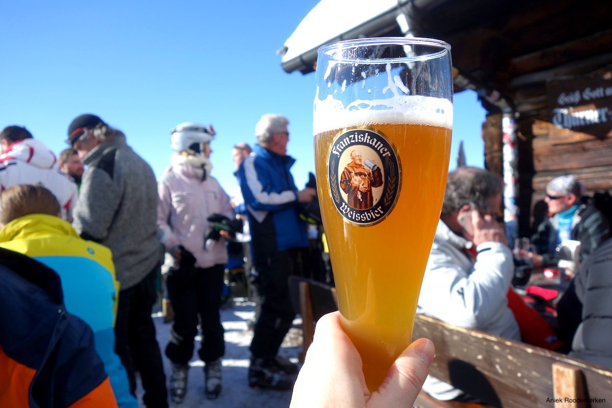 Time for some apres-ski!