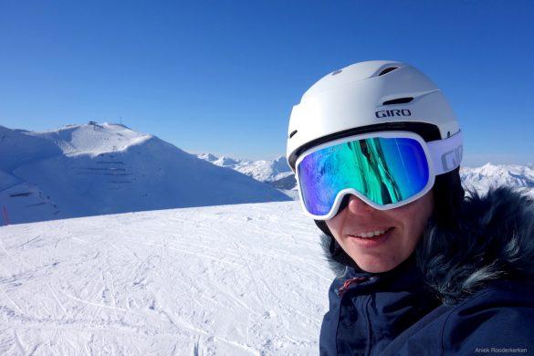 Review: Giro Scale ski helmet & Giro Cruz ski goggles