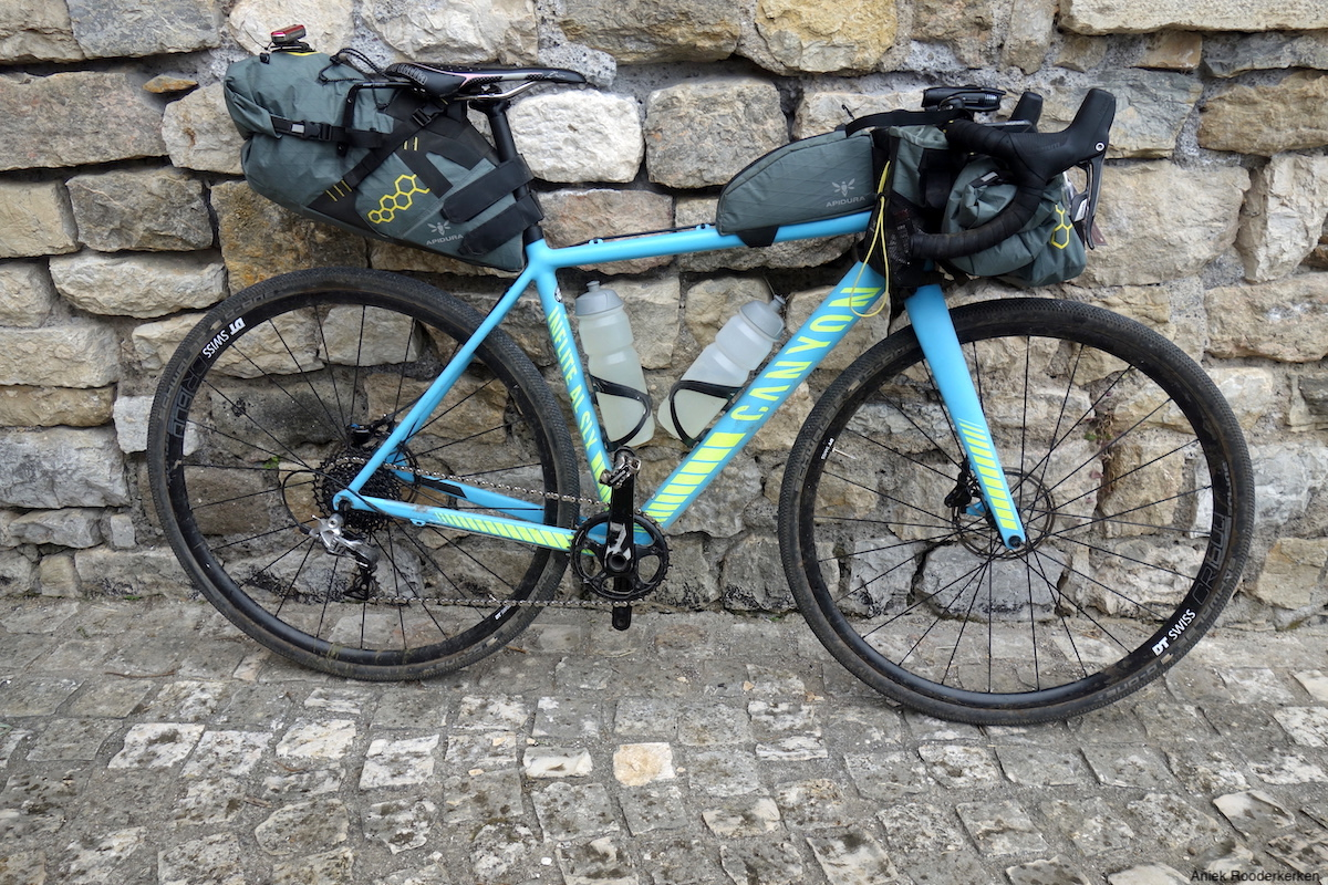 Packing list Italy Divide: bikepacking in Italy