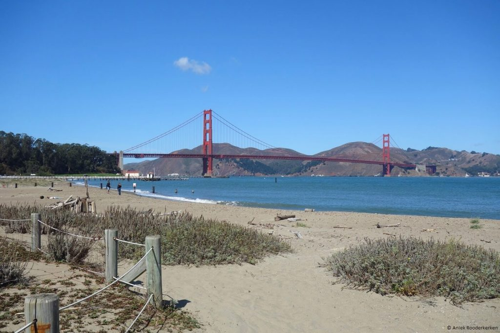 Aquatic Park San Francisco, Golden Gate Bridge