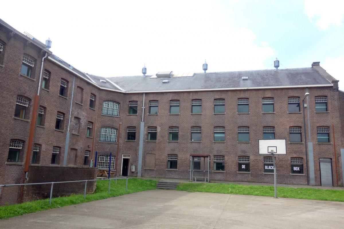 Gevangenis Wolvenplein
