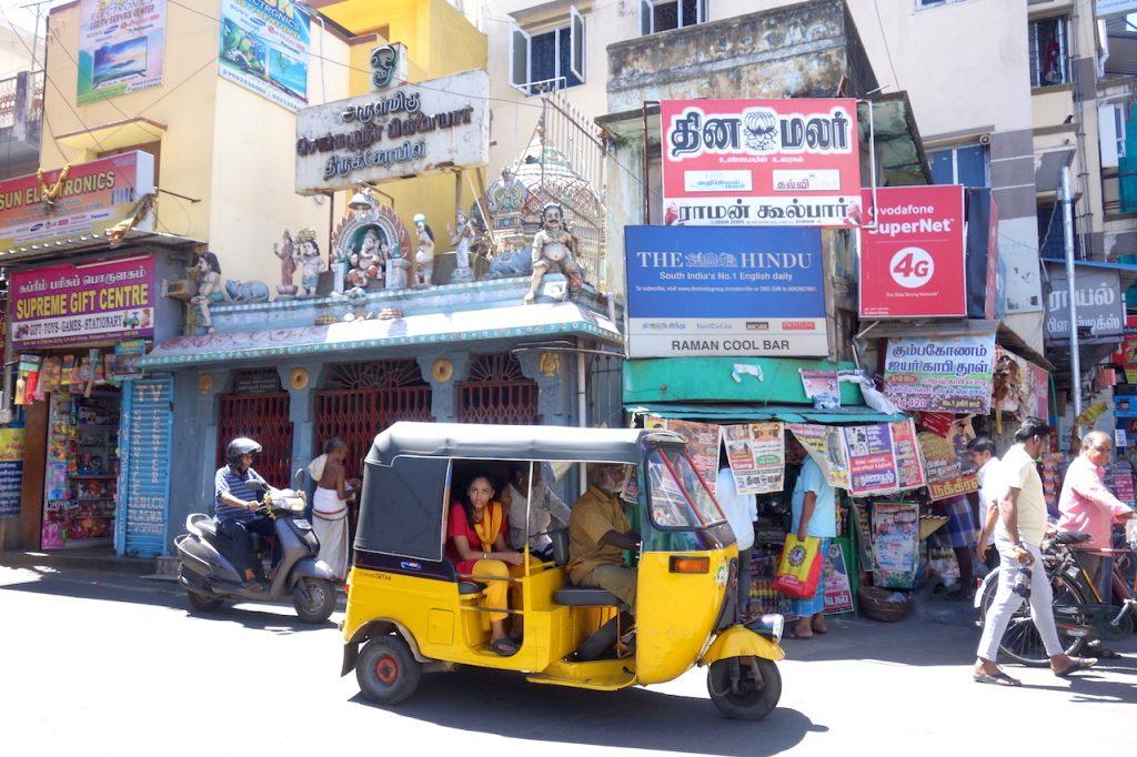 Reizen naar India: riksja's, kleuren en kruiden