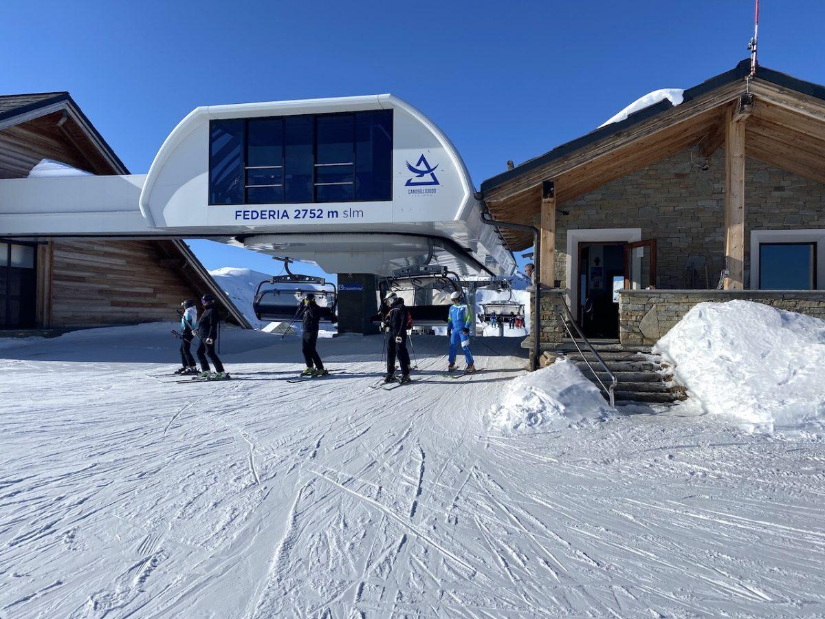 Een goede wintersport voorbereiding is het halve werk