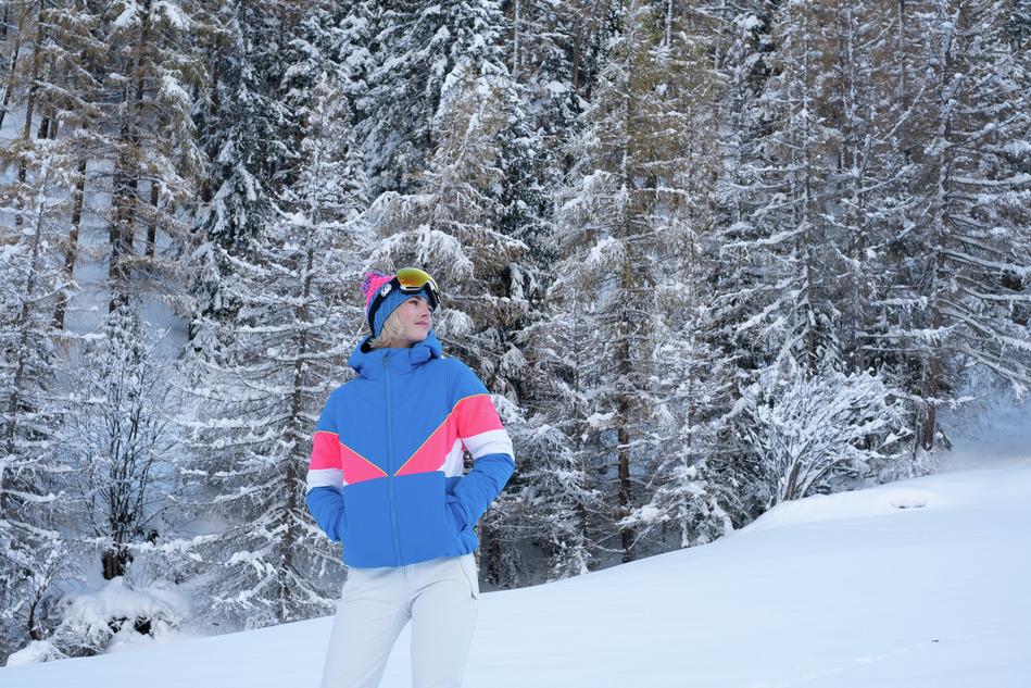 Protest wintersportkleding