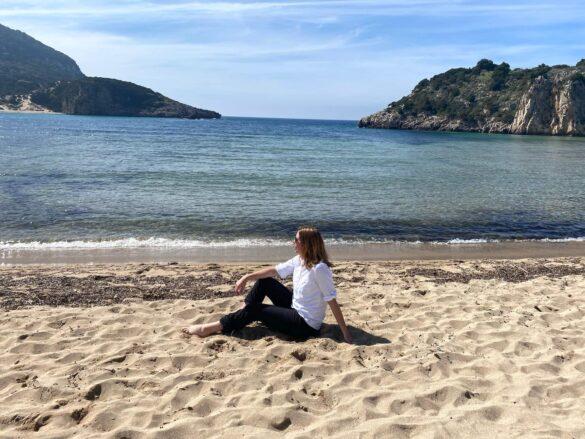 Het mooiste strand van Griekenland