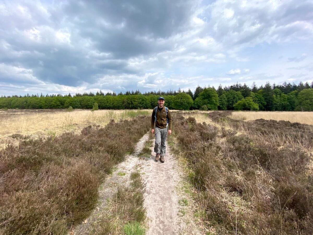 Hiking Grolloërveld Drenthe The Netherlands